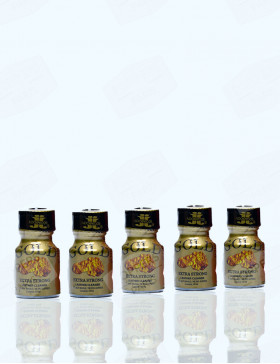 Pack de 5 flacons Gold Lockerroom 10 ml