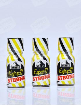 Pack de 3 Everest Enjoy It! Strong 15 ml