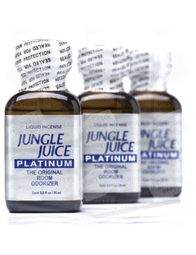 Pack de Poppers Jungle...