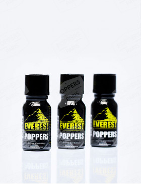 Everest Poppers x3