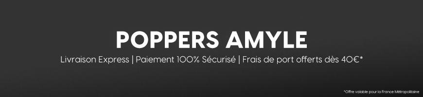 Poppers Amyle - Meilleurs Poppers à l'Amyle